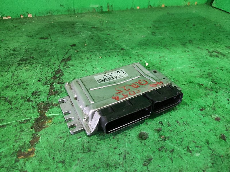 Блок управления efi Nissan Murano TZ50 QR25DE A56-X18 X03