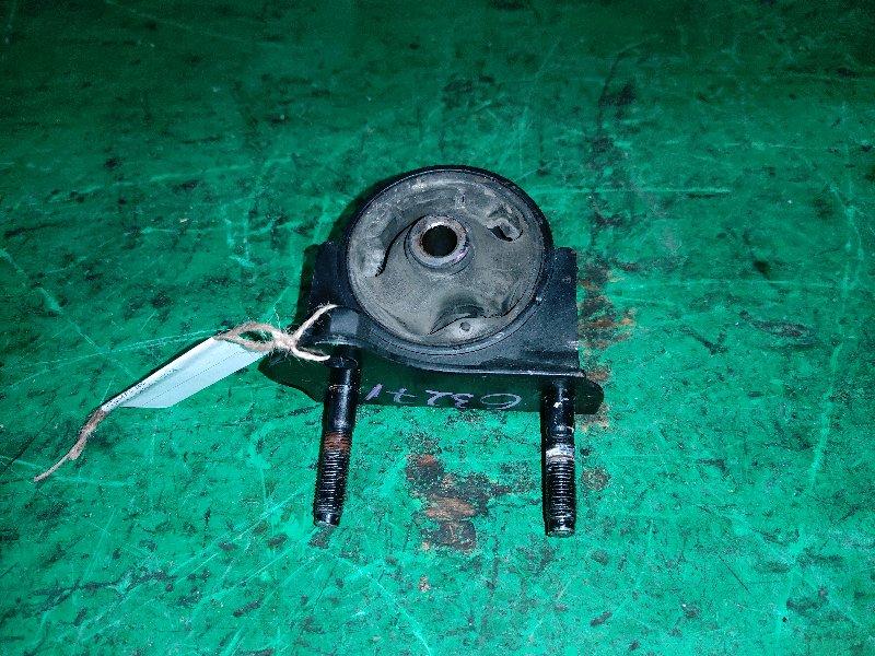 Подушка кпп Toyota Wish ZNE14 1ZZ-FE задняя