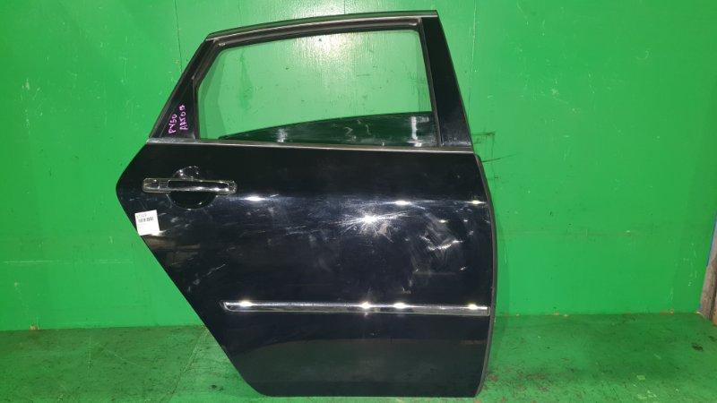 Дверь Nissan Fuga PY50 задняя правая