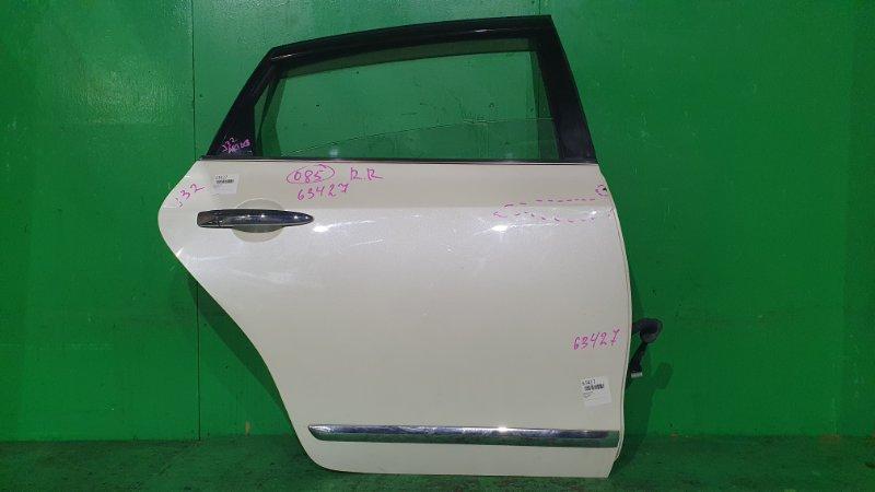 Дверь Nissan Teana J32 задняя правая