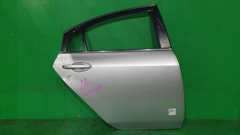 Дверь Mazda Atenza GHEFP задняя правая