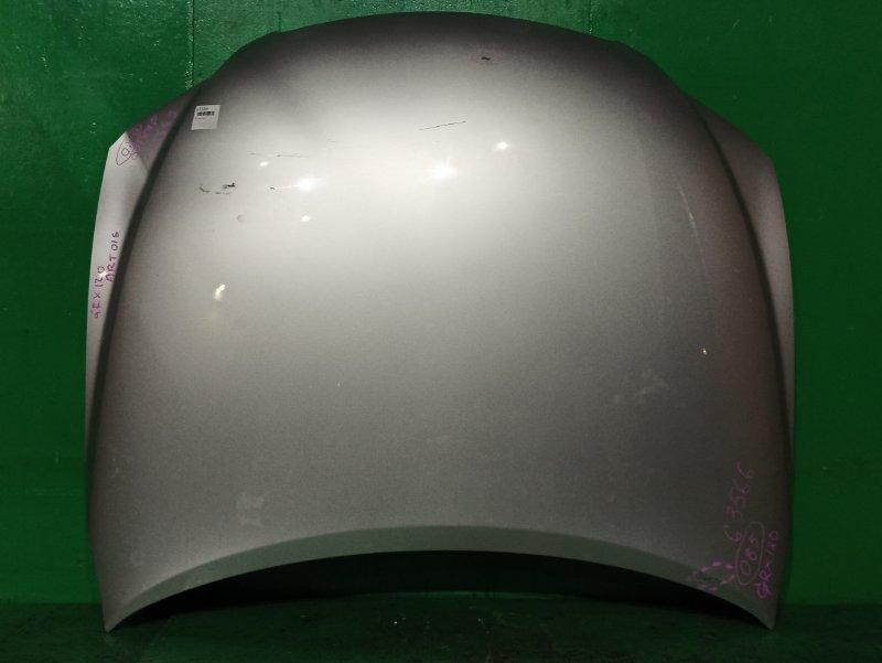 Капот Toyota Mark X GRX120