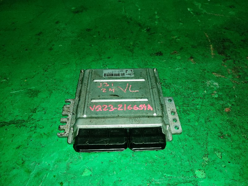 Блок управления efi Nissan Teana J31 VQ23DE A56-Z70 EL9