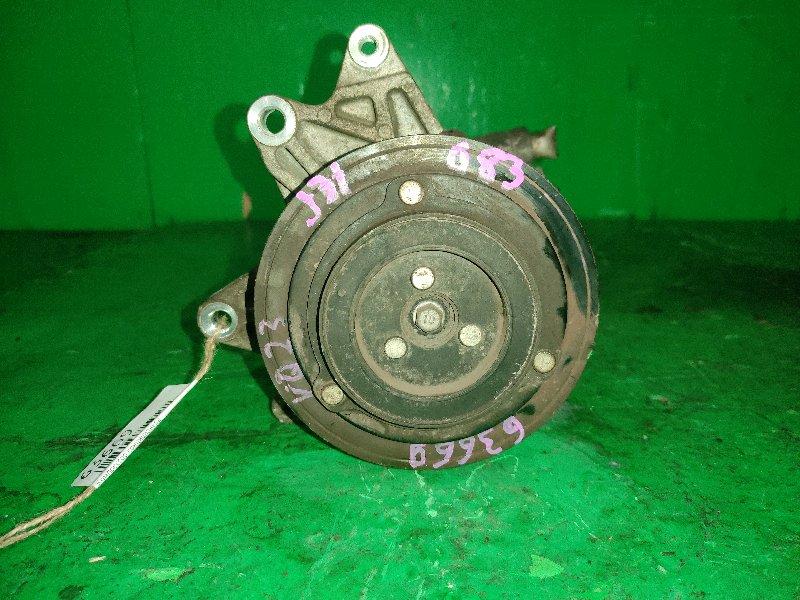Компрессор кондиционера Nissan Teana J31 VQ23DE 92600-9Y40A