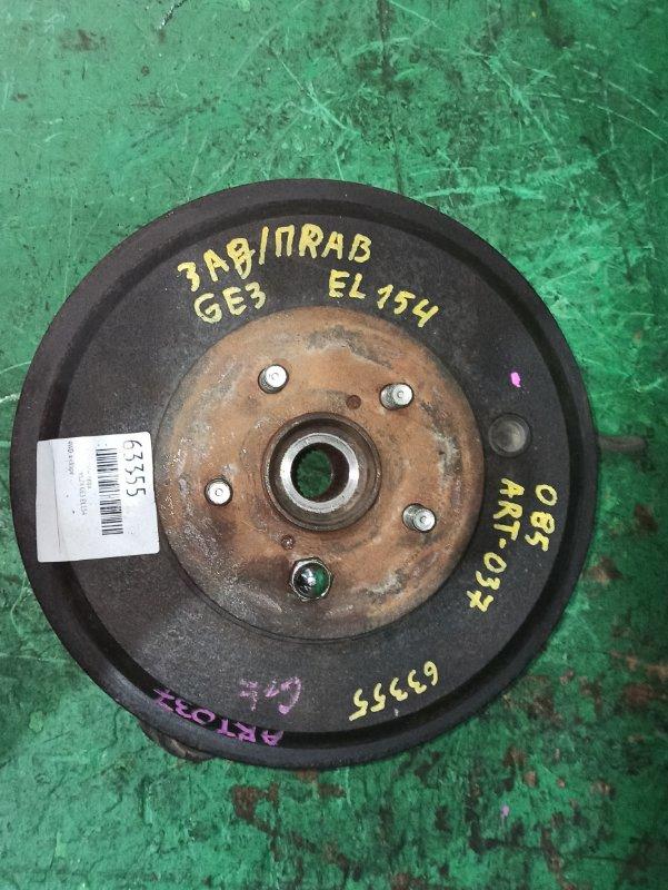 Ступица Subaru Impreza GE3 EL154 задняя правая