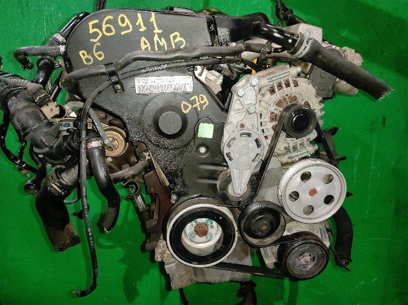Двигатель Audi A4 B6 AMB 125907