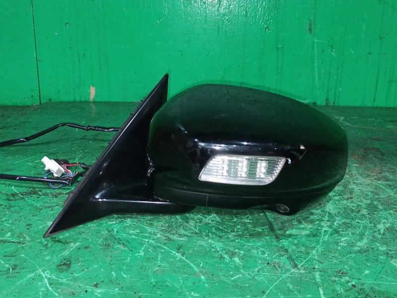 Зеркало Nissan Fuga PY50 переднее левое