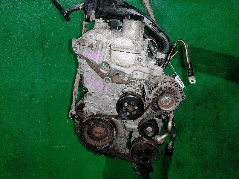 Двигатель Nissan Ad VZNY12 HR16DE 046799D