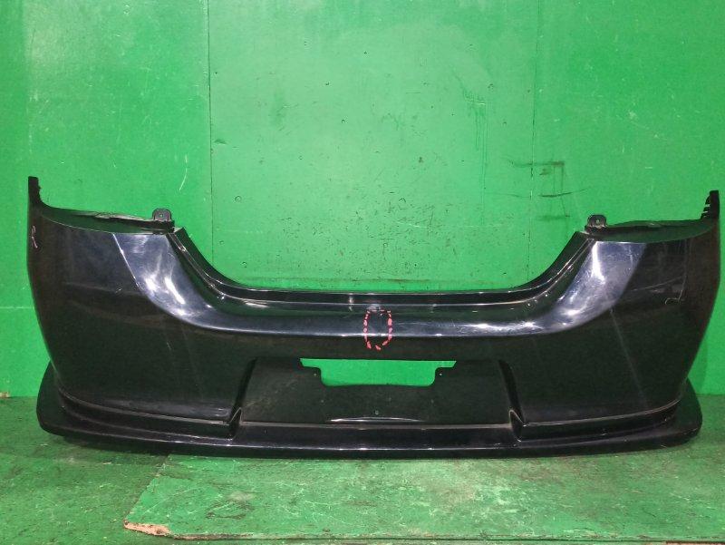 Бампер Nissan Tiida C11 01.2008 задний