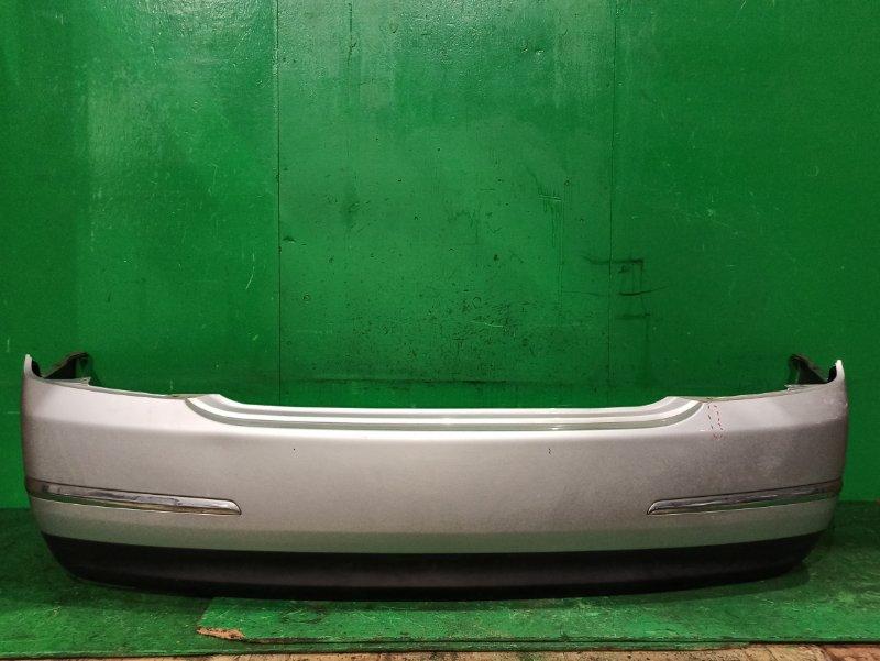 Бампер Nissan Teana J31 12.2005 задний