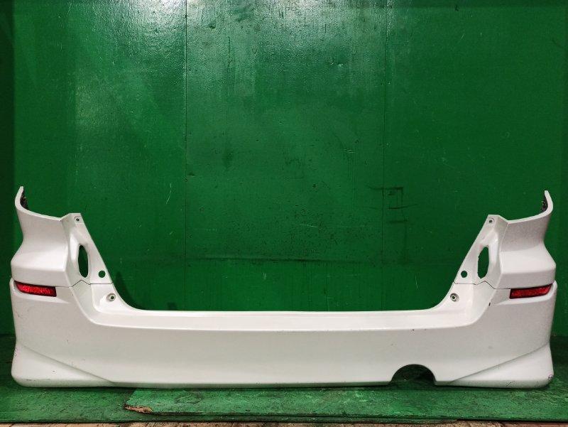 Бампер Toyota Alphard MNH10 задний