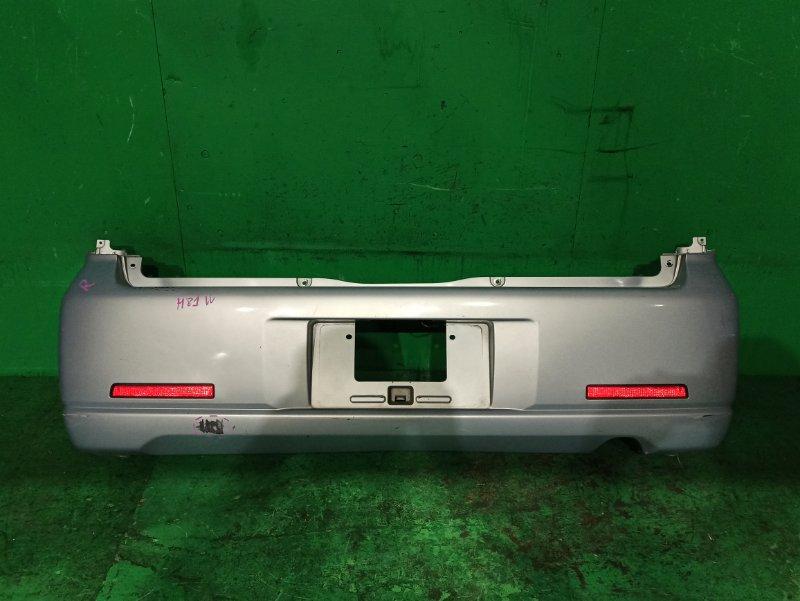 Бампер Mitsubishi Ek Wagon H81W задний