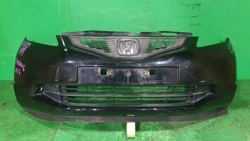 Бампер Honda Fit GE6 10.2007 передний