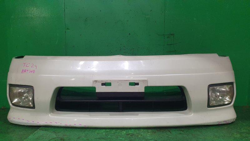 Бампер Nissan Serena TC24 12.2001 передний 114-52470