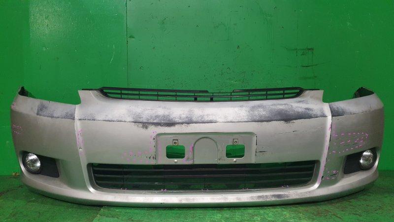 Бампер Toyota Wish ZNE10 01.2003 передний 52-040