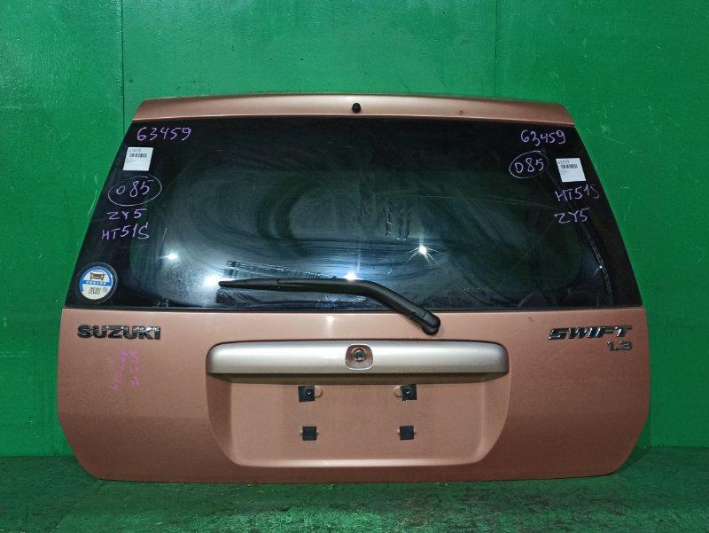 Дверь задняя Suzuki Swift HT51S