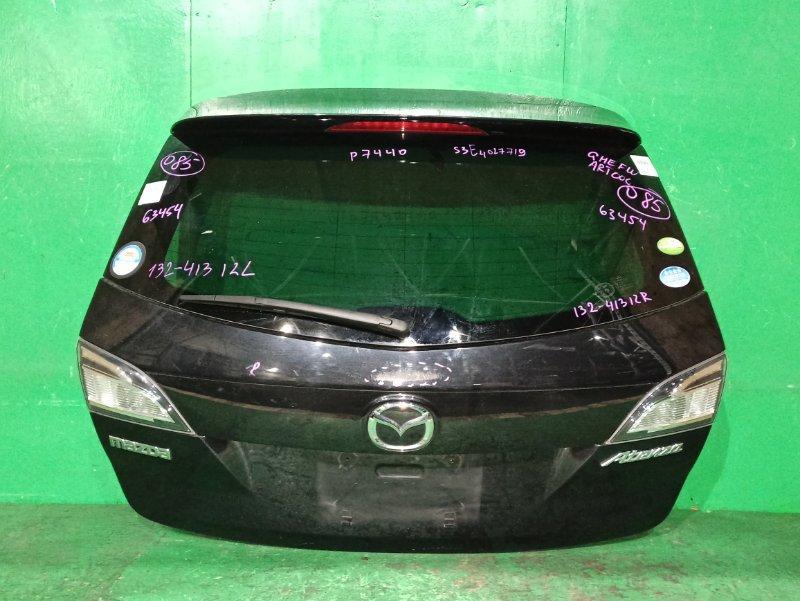 Дверь задняя Mazda Atenza GHEFW 132-41312