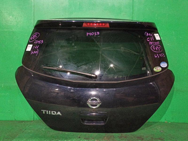 Дверь задняя Nissan Tiida C11