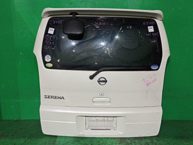 Дверь задняя Nissan Serena TC24 12.2001