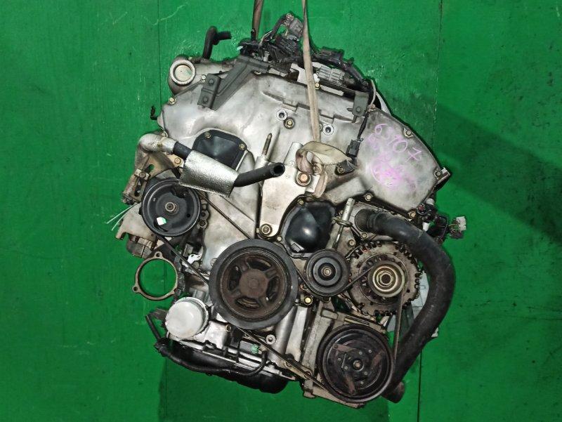 Двигатель Nissan Presage HU30 VQ30DE 159029B
