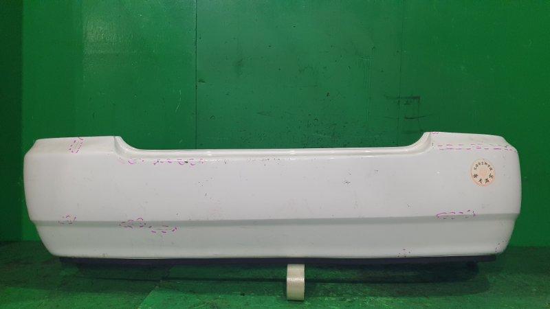 Бампер Toyota Corolla CE121 08.2000 задний