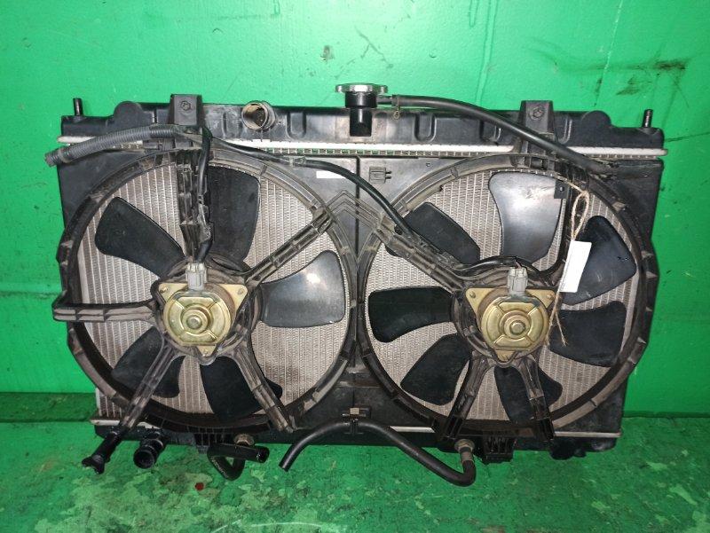 Радиатор основной Nissan Ad VFY11 QG15DE