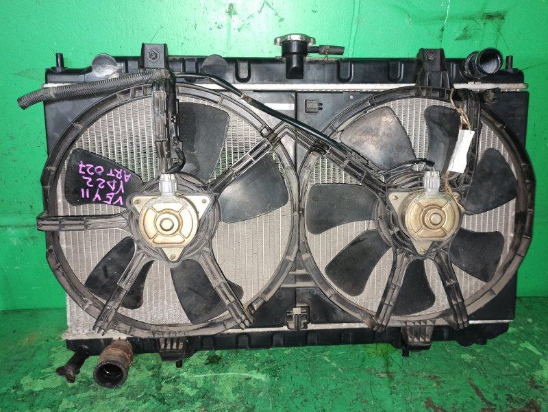 Радиатор основной Nissan Ad VEY11 YD22DD