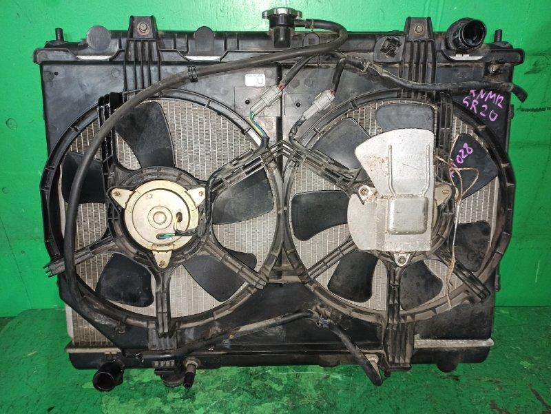 Радиатор основной Nissan Liberty PNM12 SR20DE