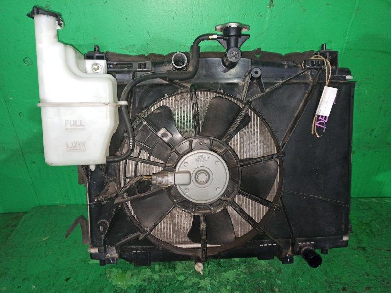 Радиатор основной Mazda Demio DE3FS ZJ-VE