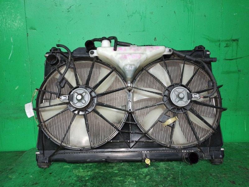 Радиатор основной Toyota Mark X GRX120 3GR-FSE