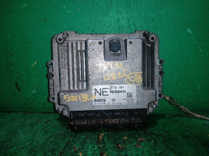 Блок управления efi Nissan X-Trail TNT31 QR25DE 23710-JG64