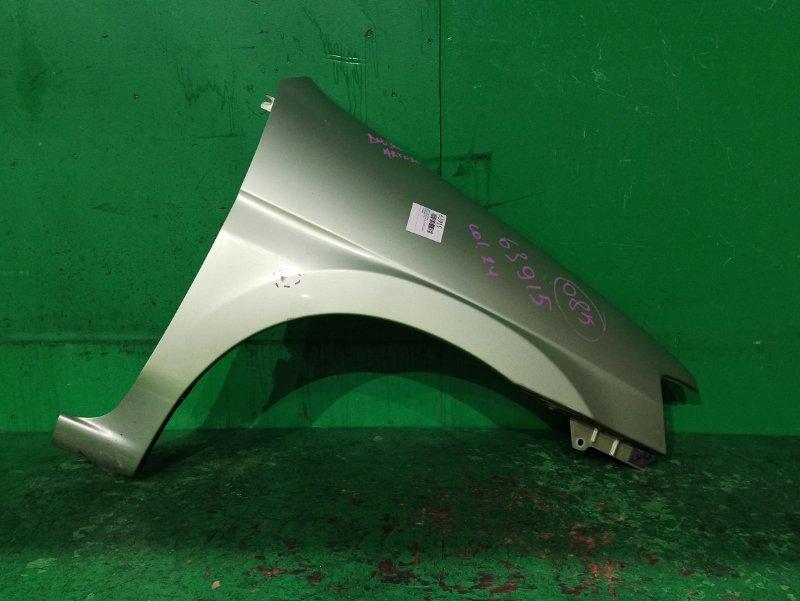 Крыло Mazda Demio DW3W 12.1999 переднее правое