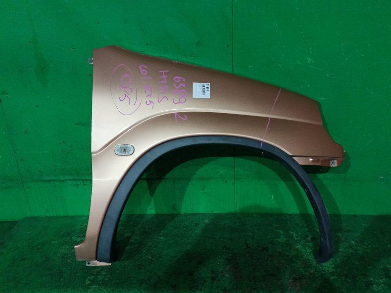 Крыло Suzuki Swift HT51S переднее правое