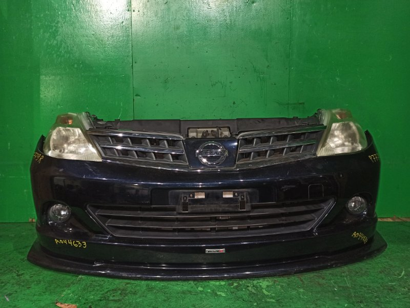 Nose cut Nissan Tiida C11 HR15DE 01.2008 P7779, 02B2704