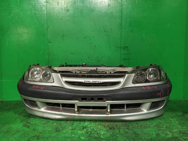 Nose cut Toyota Caldina AT211 7A-FE 09.1997 05-31, 05-32