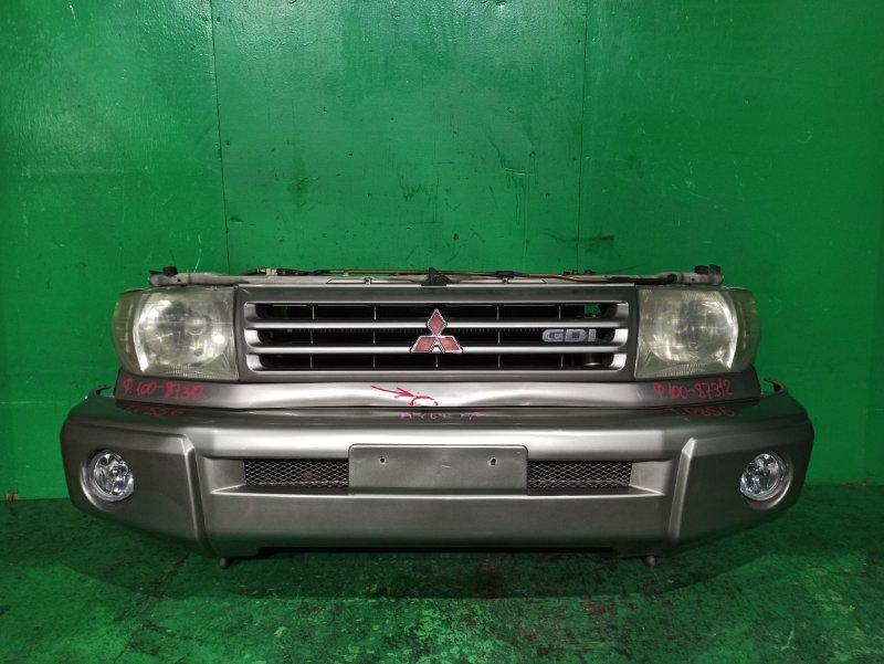 Nose cut Mitsubishi Pajero Io H76W 4G93 06.1998 100-87312, 08-56