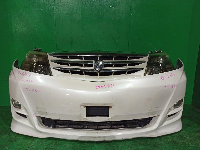 Nose cut Toyota Alphard MNH10 1MZ-FE 04.2005 5817, 4234