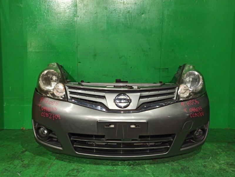 Nose cut Nissan Note E11 HR15DE 01.2008 H006, 02B270