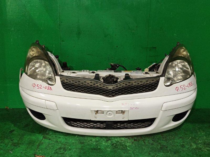 Nose cut Toyota Funcargo NCP20 2NZ-FE 08.2002 52-088