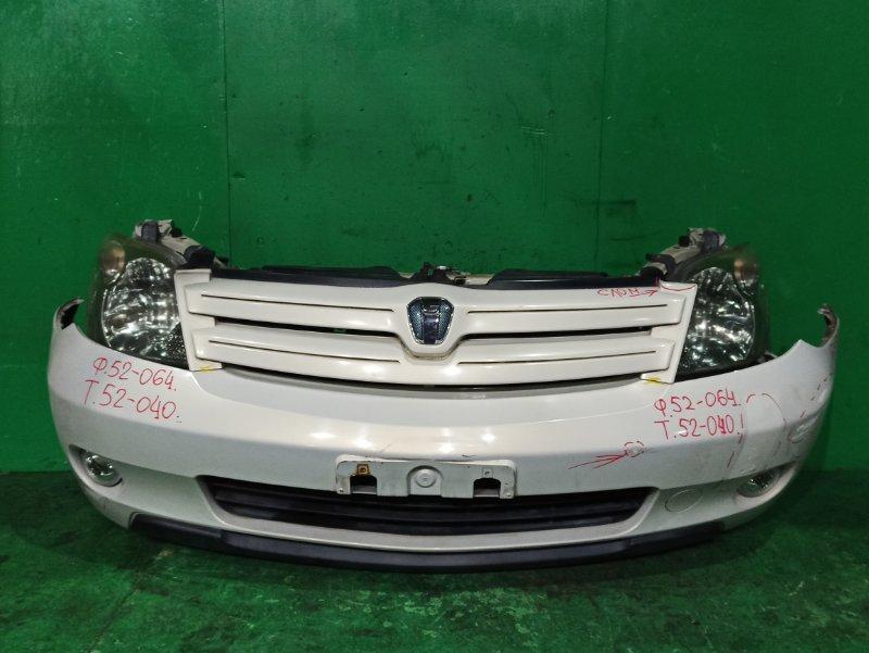 Nose cut Toyota Ist NCP60 2NZ-FE 52-064, 52-040