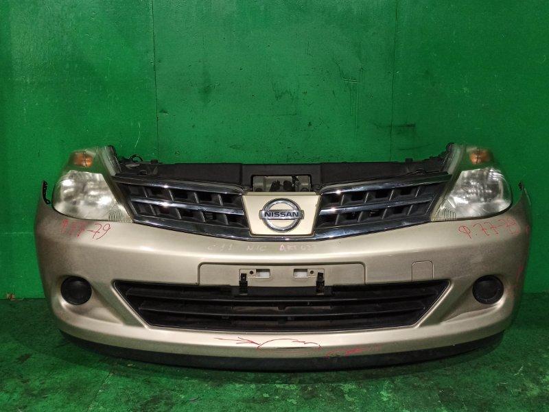 Nose cut Nissan Tiida C11 HR15DE 01.2008 P7779