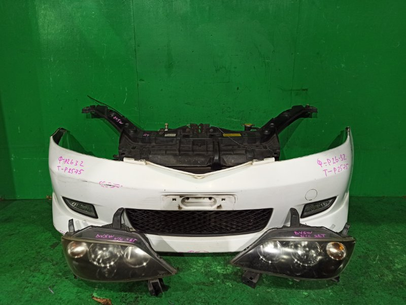 Nose cut Mazda Demio DY3W ZJ-VE 08.2002 P2632, P2575