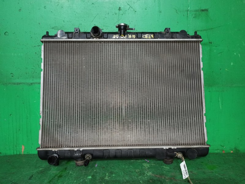 Радиатор основной Nissan X-Trail NT30 QR20DE