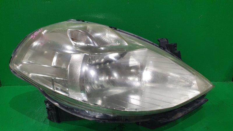 Фара Nissan Tiida Latio SC11 01.2008 передняя правая P7779