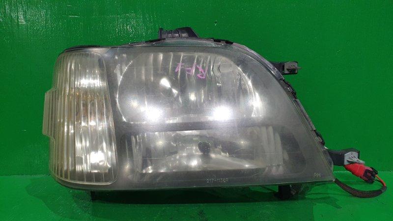 Фара Honda Step Wagon RF1 05.1999 передняя правая 217-1136