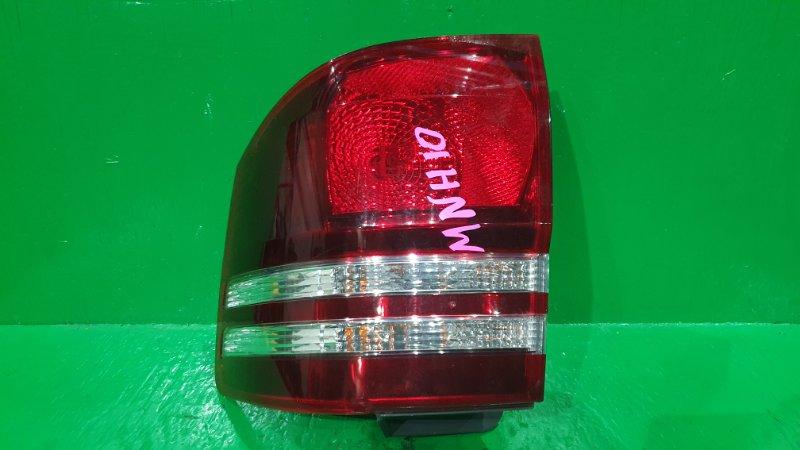 Стоп-сигнал Toyota Alphard MNH10 04.2005 задний правый 58-18