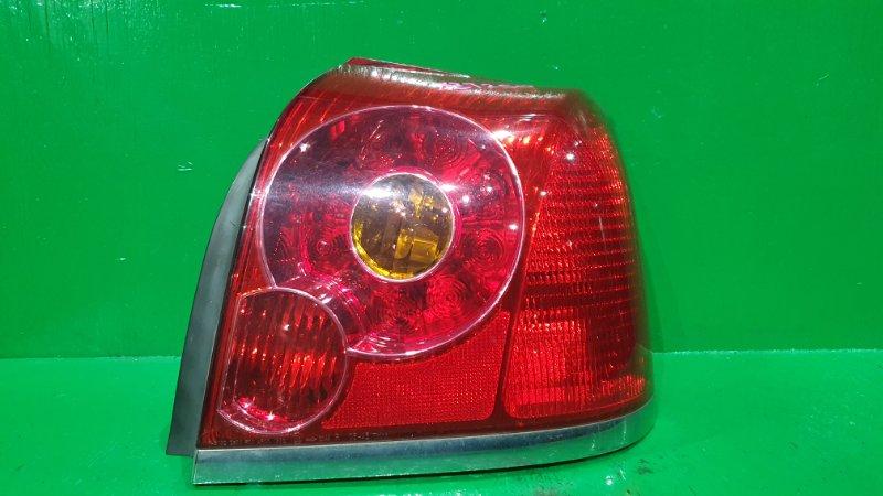 Стоп-сигнал Toyota Avensis AZT250 12.2002 задний правый 05-45