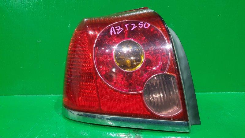 Стоп-сигнал Toyota Avensis AZT250 12.2002 задний левый 05-45