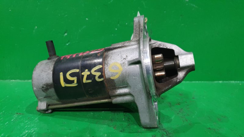 Стартер Toyota Wish ZNE10 1ZZ-FE 28100-22030