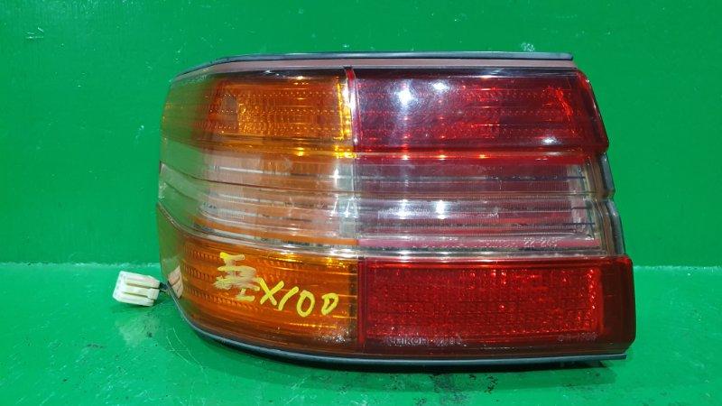 Стоп-сигнал Toyota Mark Ii JZX100 09.1996 задний левый 22-248